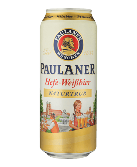Cerveza Paulaner Hefe-Weizen Domicilios Colombia