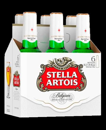 Cerveza Stella Artois Six Pack Domicilios