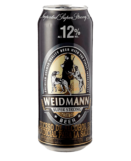 Cerveza Weidmann Super Strong Domicilios Colombia