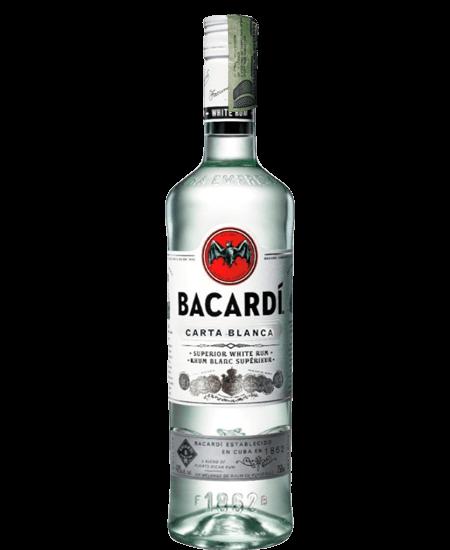 Ron Bacardí Carta Blanca Domicilios Colombia