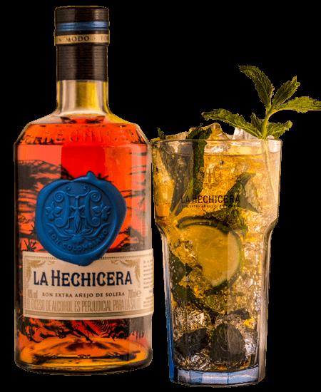 Ron La Hechicera Domicilios Colombia