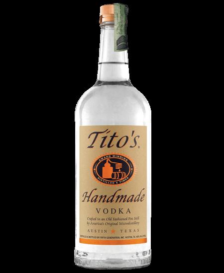 Vodka Tito's Handmade Domicilios Colombia