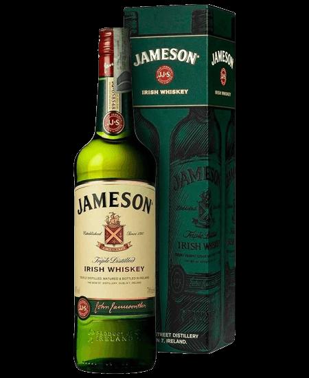 Whiskey irlandés Jameson a domicilio en Colombia