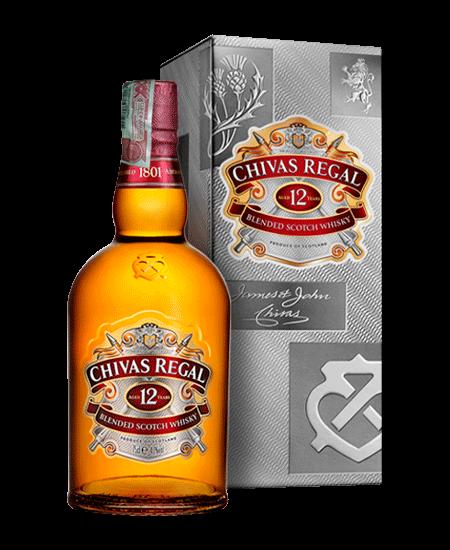 Domicilios Whisky Chivas Regal 12 Años 700ml Colombia