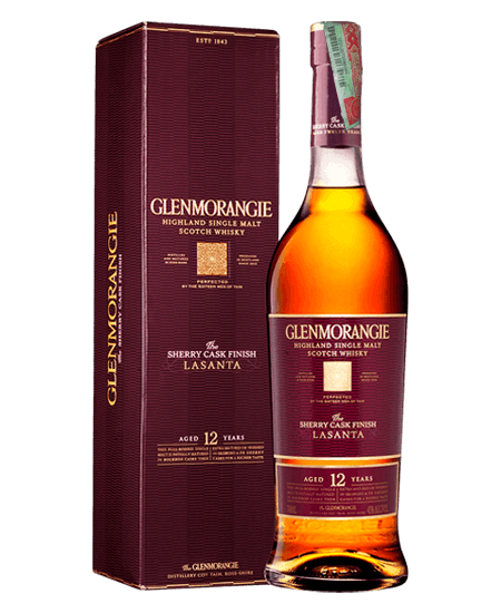 Whisky Glenmorangie Lasanta 700ml Domicilios Colombia