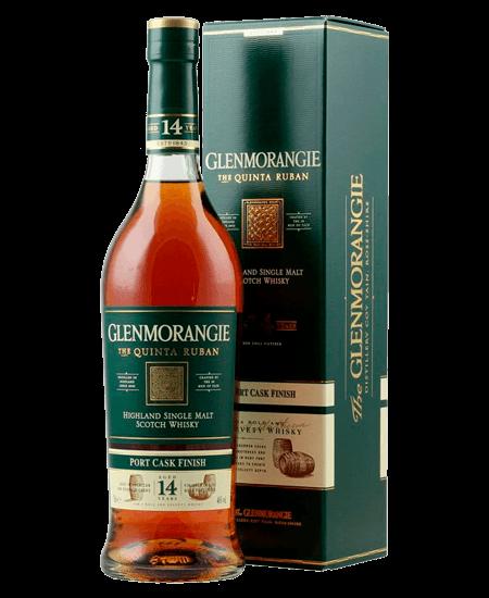 Whisky Glenmorangie Quinta Ruban a domicilio