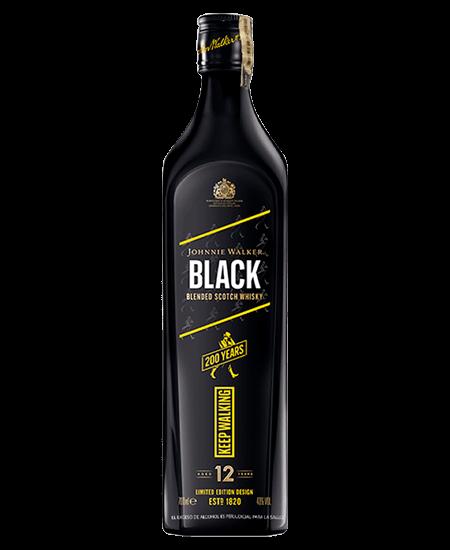 Whiskey Johnnie Walker Black Label a domicilio en Colombia