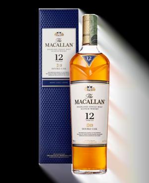 Whisky Macallan 12 años double cask: 700ml domicilios