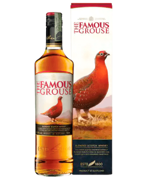 Whisky The Famous Grouse a domicilio