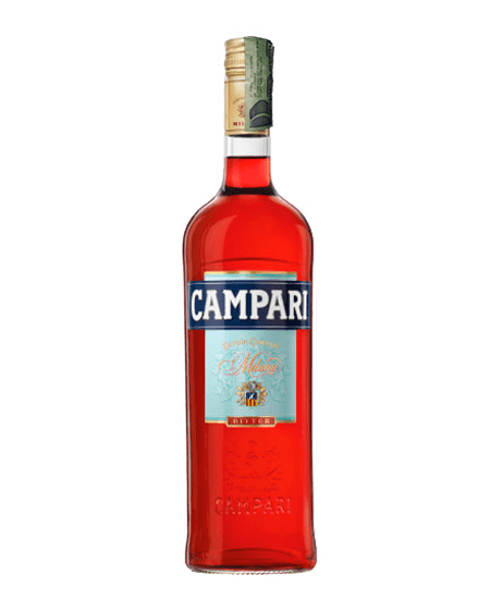 Aperitivos Campari a domicilio