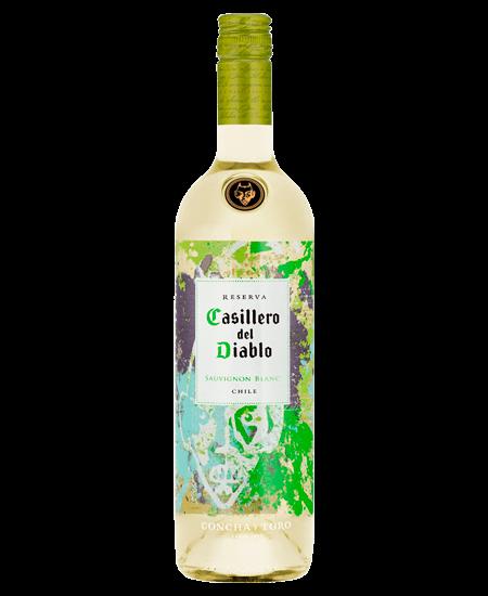 Casillero del diablo Sauvignon Blanc a domicilio en Colombia vino blanco