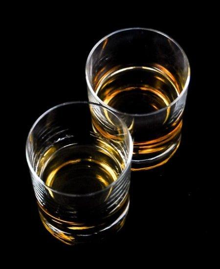 Cata de whisky Chivas Regal Blended