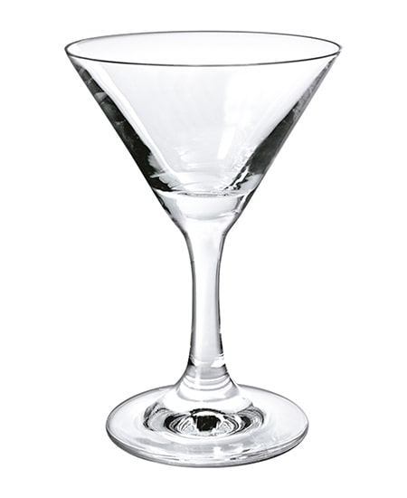 Copas para martini en vidrio a domicilio en COlombia