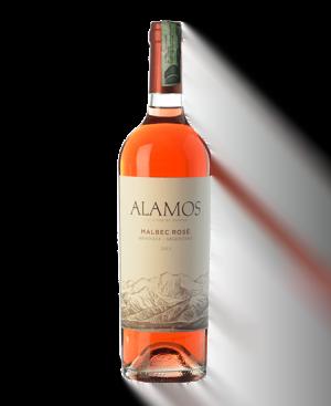 Vino Alamos Malbec Rosé Domicilios Colombia