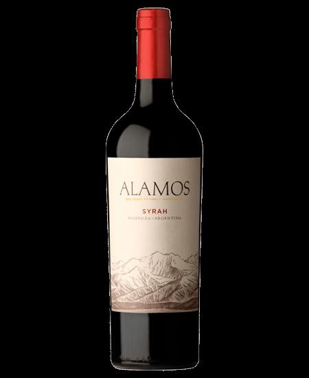 Vino Alamos Syrah Domicilios Colombia