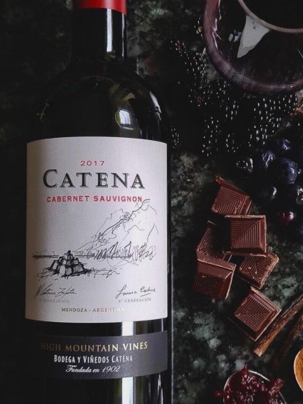 Evento de vinos bodega Catena