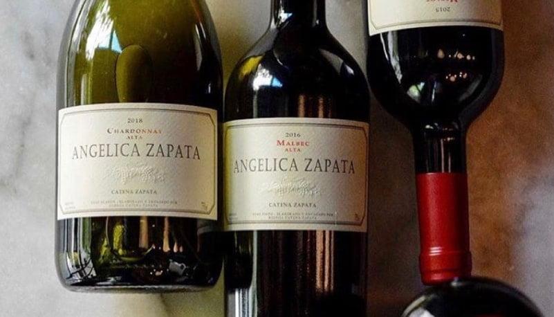 Vinos bodega Catena en Colombia