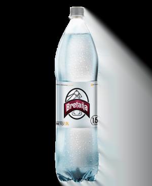 Bretaña bebida gaseosa tipo soda para coctelería