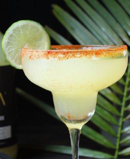 Coctel Margarita receta e ingredientes