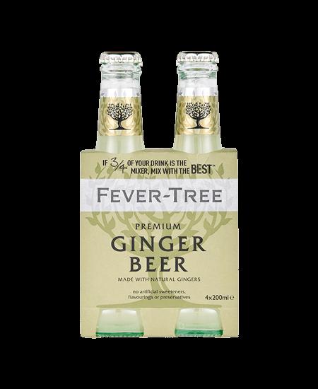 Tónica soda Fever Tree Ginger Beer a domicilio en Colombia