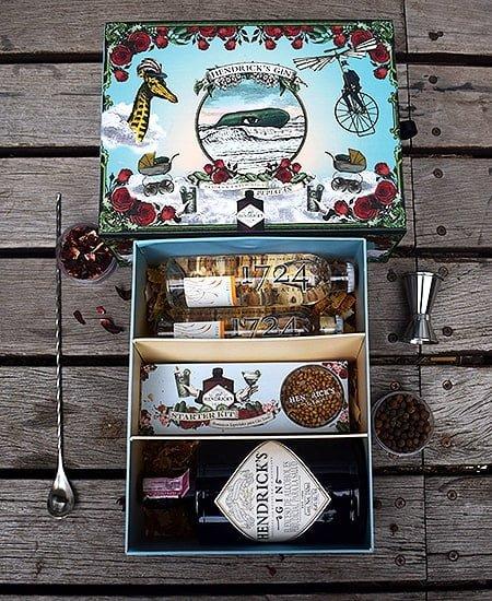Kit de ginebra Hendricks domicilios